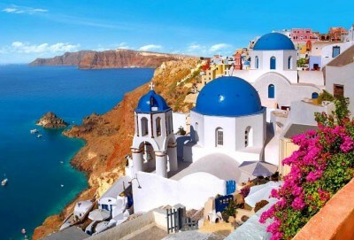 Journey to Beautiful Greek Isles