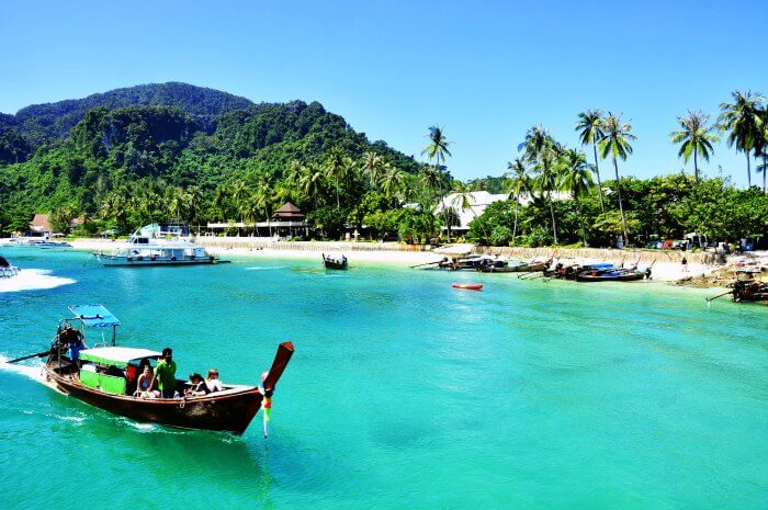 Laem Tong Bay is one of the best beaches to visit in Thailand to dive and snorkel
