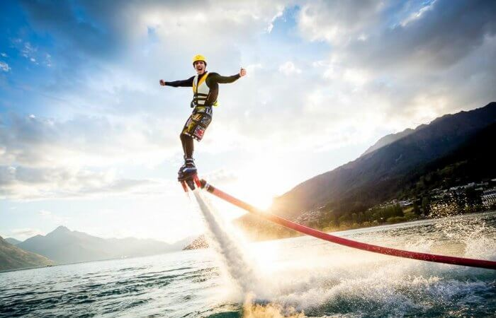 Feel the Adrenaline Rush with Adventure sports in Goa