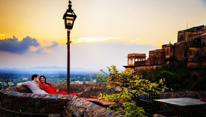 romantic weekend getaways from Delhi, Neemrana Fort