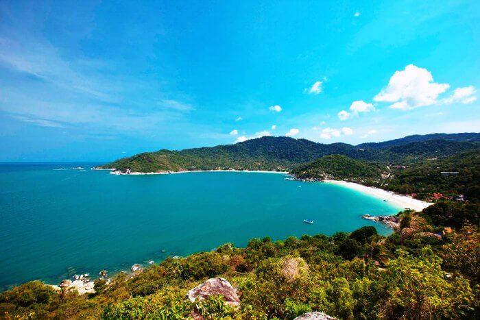 Thong Nai Pan Noi beach