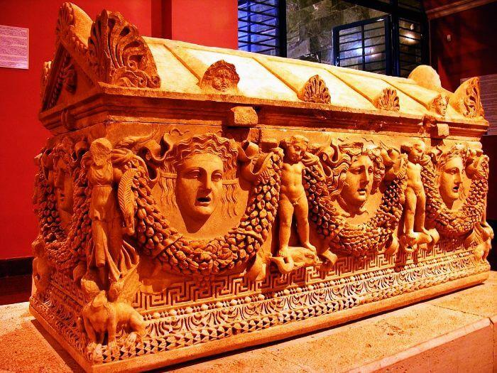 Antalya Museum – one of the main Antalya tourist attractions