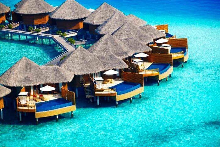Maldives Best Water Villa Resorts