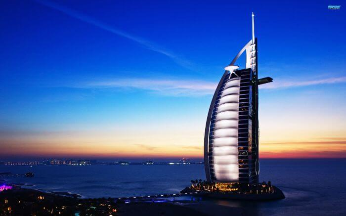 Burj Al Arab in Dubai - Most Expensive 7 Star Hotel Of The World