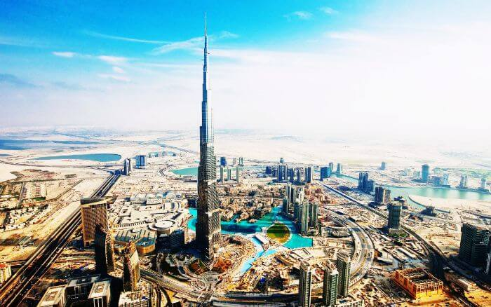 The Tallest Building Of World