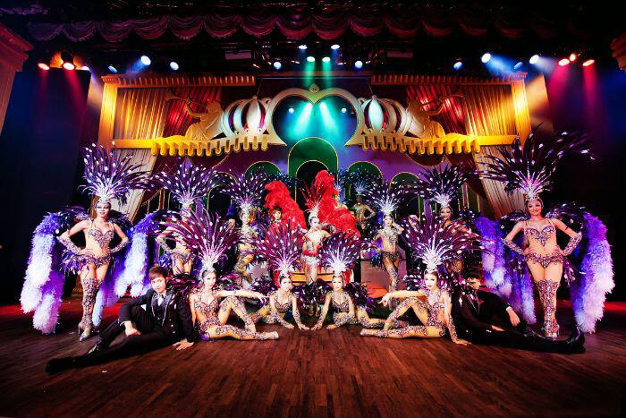Cabaret on Bali Hai