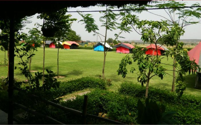 Camp Mustang in Sohna, Gurgaon