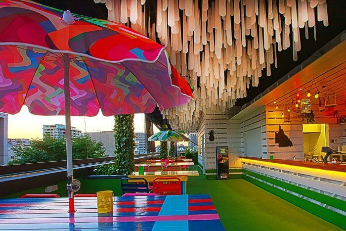 Dandys Rooftop in Brisbane