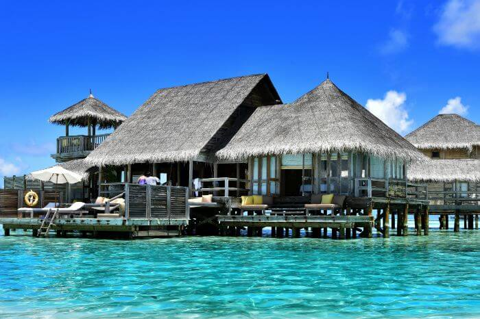 Gili Lankanfushi Maldives - Luxury Water Villas