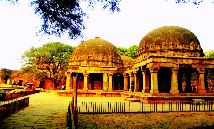 Hauz Khas Fort- Madarsa