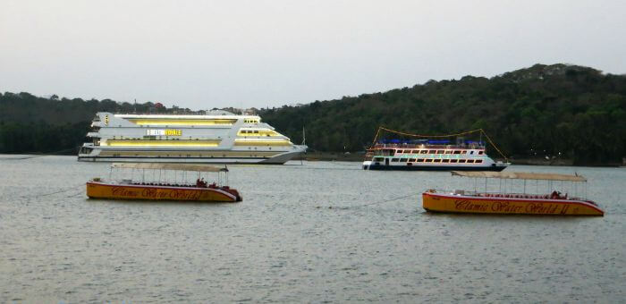 Mandovi River Sunset Cruise