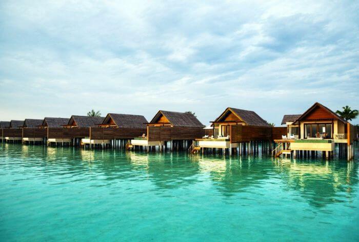 Over water villa resort - Niyama Maldives