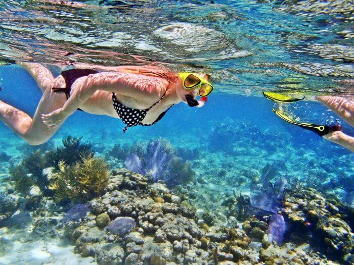 Snorkeling in Bali is amongst the best water sport activities to indulge in.