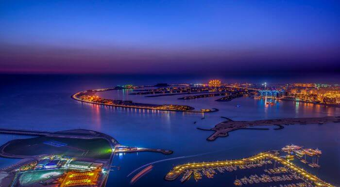 Tourist Places in Dubai Cover