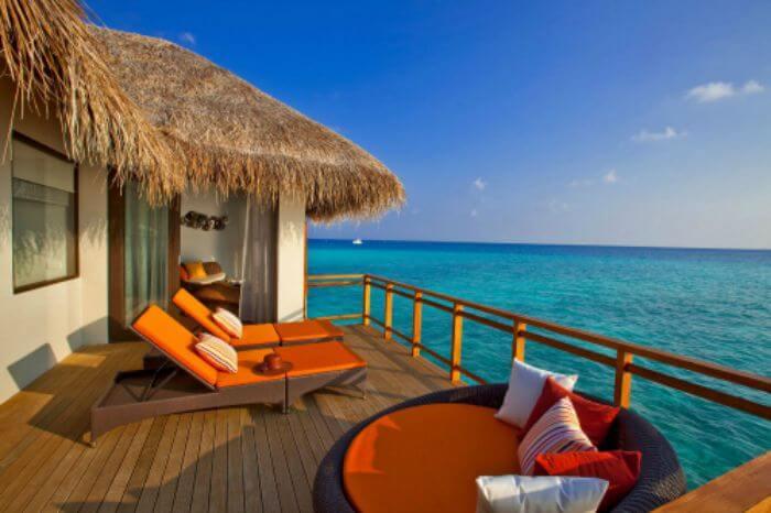 Experience ultimate luxury at Velassaru Maldives' Water Suite