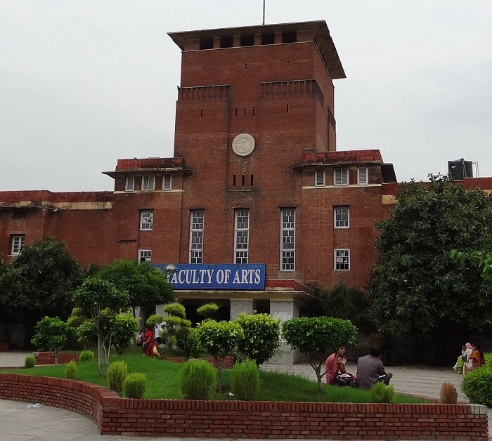 Faculty of Arts has one of the best canteens in DU