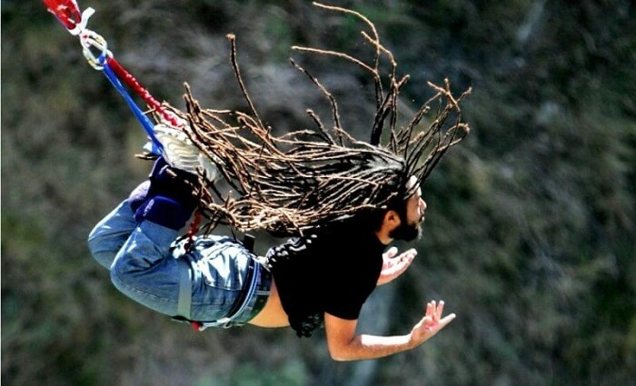 Do Try These 5 Experiences Of Bungee Jumping In India