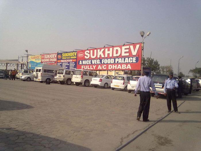 Sukhdev Dhaba at Murthal