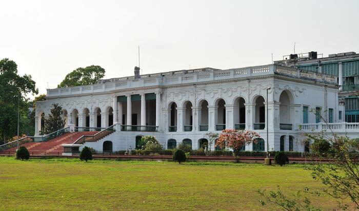 Image result for National Library, Kolkata hidden passage