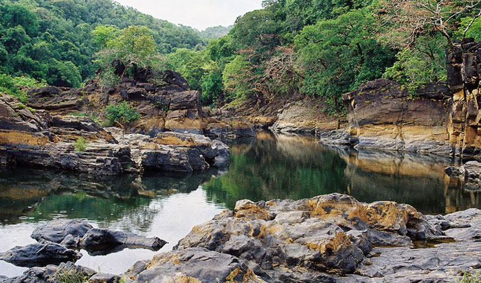 The Pandava Caves are a breath of fresh air offered in Goa