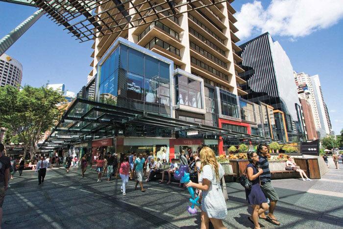 Queen's Street Mall