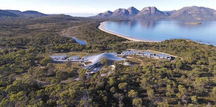 Tasmania is one of the most exotic honeymoon destinations in Australia