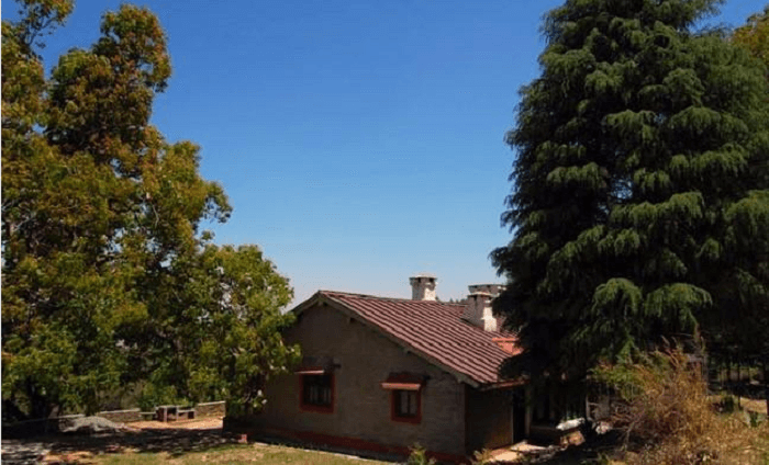 The Dak Bungalow, Kumaon is a secret base for trek to Nanda Devi