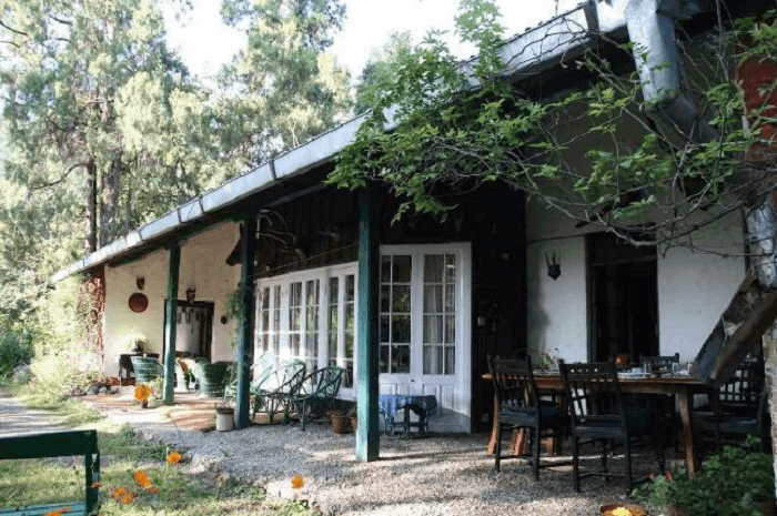 The Retreat, Kumaon is one of the secrets of Bhimtal