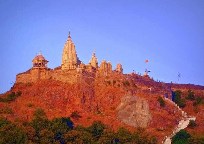 Ramtek Rama Temple, one of the most sought after picnic spots near Nagpur