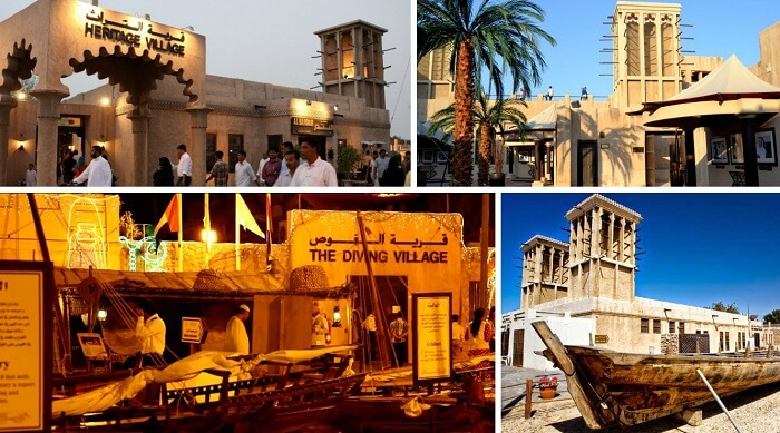 Experience of Dubai's culture and heritage at Al Shindagha one of the best free things to do in Dubai.