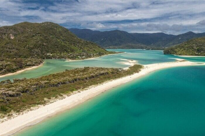 Awaroa Beach – Abel Tasman, South Island