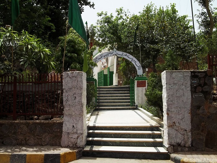 Home of Nizam Ud Din Auliya in Chilla, Nizamuddin