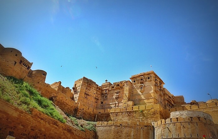 Jaisalmer Fort captured by my camera