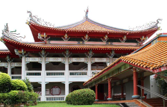 Kong Meng San Phor Kark See Monastery in Singapore