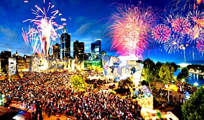 Melbourne is called the capital of festivals