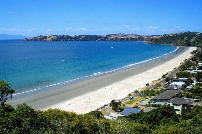 Onetangi Beach – Waiheke Island, Auckland