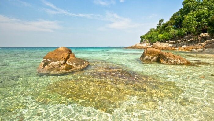 Perhentian Kecil Island Beach is undoubtedly among the best beaches in Malaysia