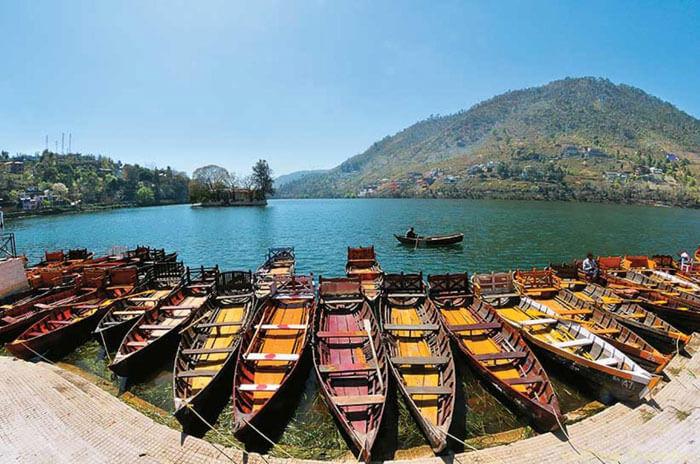 Sattal-Lake