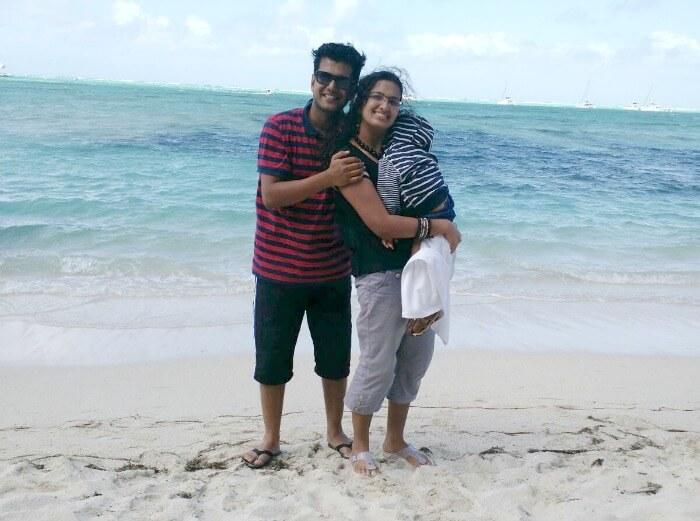 Sonal - Mauritius Tour