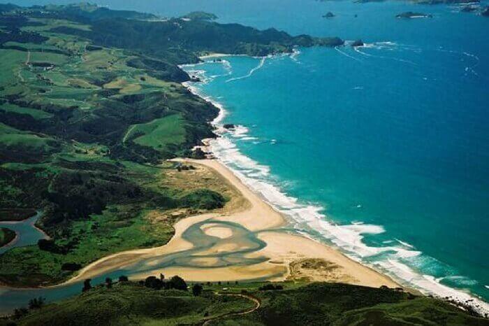 Takou Bay – North Island