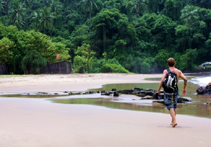 Vagator Beach – One of the famous beaches in Goa for a laid-back vacations