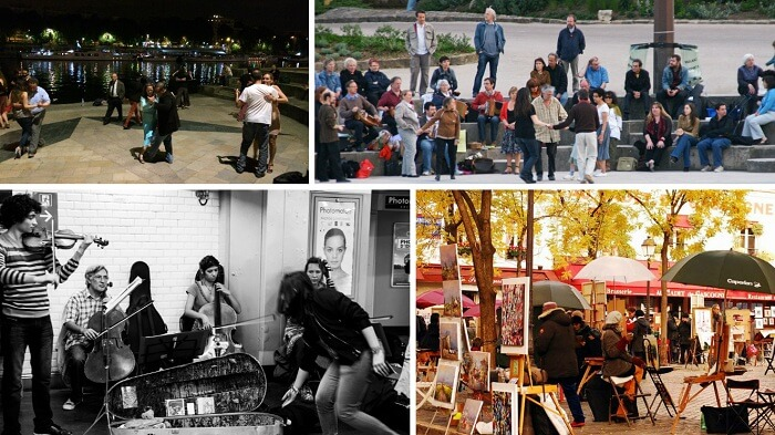 The many entertainment options to explore in Paris