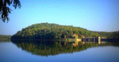 Lake at Khekranala near Nagpur