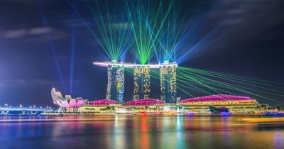 Marina Bay Sands Resort is one of the best Singapore tourist attractions