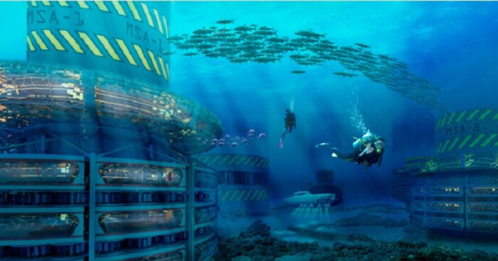 8 Best Underwater Hotels In The World For A Stay With The