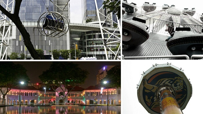 Singapore offers a plethora of leisure activities