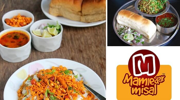 Misal Pav is a popular Bombay street food