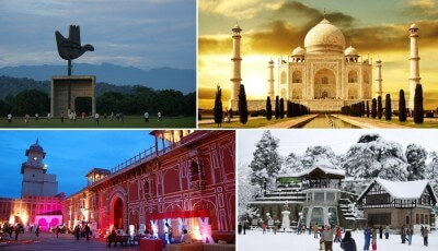 A collection of top places to visit near Delhi in winters