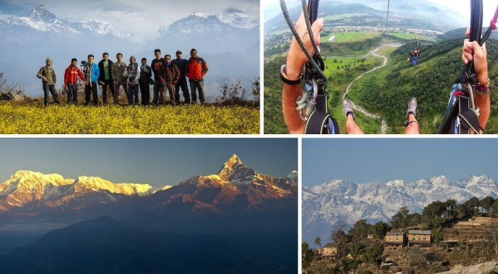 The many key things to do in Sarangkot while on a honeymoon in Nepal
