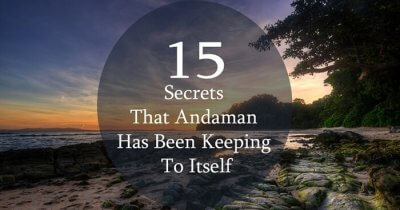 A beautiful view of the Andaman that has been keeping secrets to itself